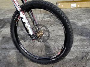 Велосипедные колеса - крайне важный узел байка