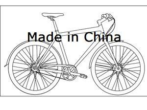 Велосипеды из китая