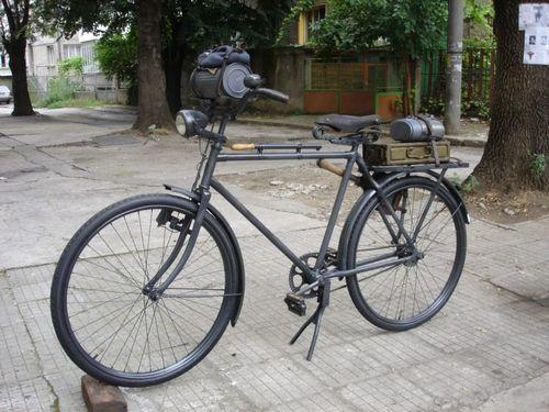 Велосипеды на войне. агрессоры