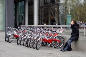 Велосипеды в аренду