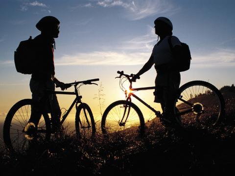 Велотуризм, крутим педали заодно с природой-мамой