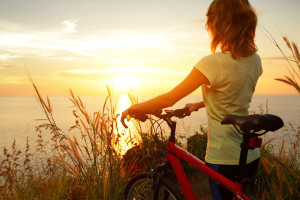 Влияние велосипеда на женское здоровье