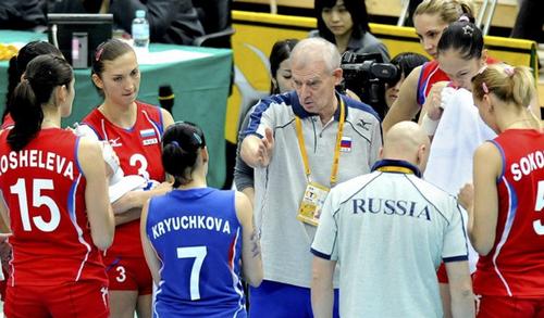 Волейбол. новые тренеры-знакомые лица
