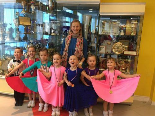 Воспитанники тюменского прибоя завоевали награды на муниципальных соревнованиях