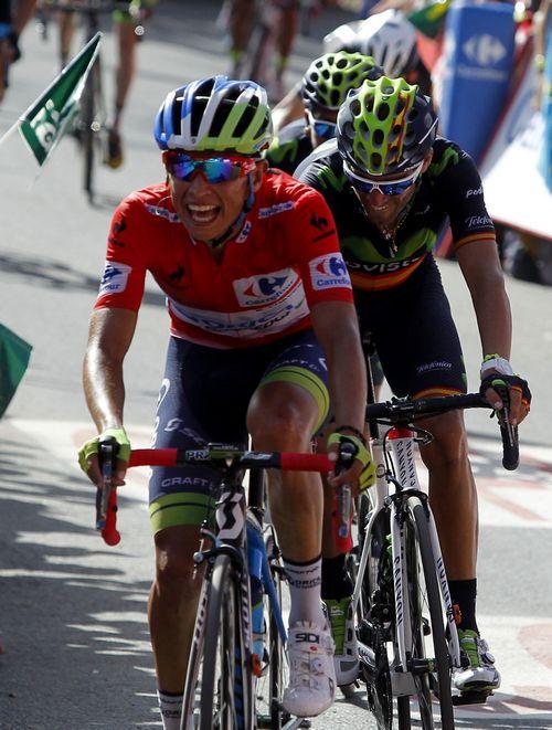 Вуэльта испании 2015: алессандро де марки выиграл четырнадцатый этап