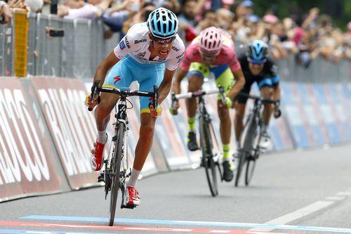 Вуэльта испании 2015: фабио ару - победитель гонки