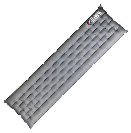 Выбираем хороший лёгкий надувной коврик для похода