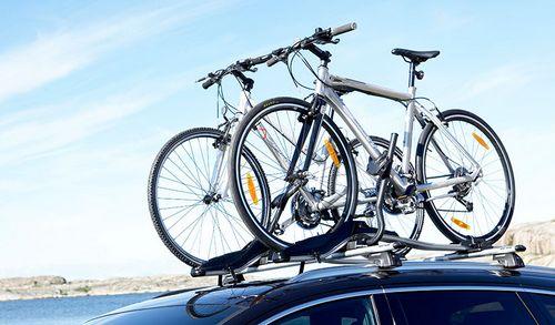 Выбираем велобагажник на крышу автомашины