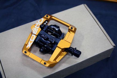 Xpedo анонсировали контактные педали для даунхилла и велокросса