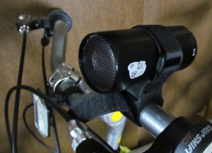 Зачем нужны колонки для велосипеда?