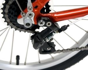 Задний переключатель на велосипед
