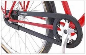 Защита для цепи велосипеда