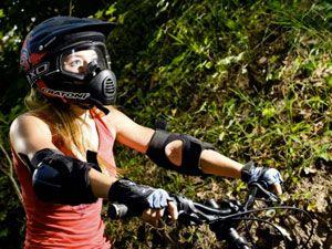 Защита для велосипедиста