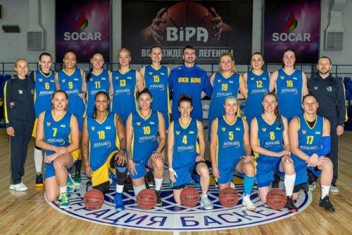 Женская сборная украины по баскетболу: путь на евробаскет-2017 - «баскетбол»