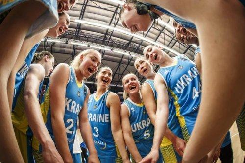 Женский евробаскет-2017. украина обыграла венгрию и заняла в группе второе место - «баскетбол»