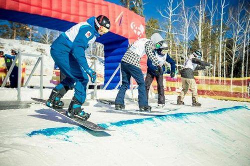 Зрителей кубка мира по сноуборду ожидает грандиозная программа
